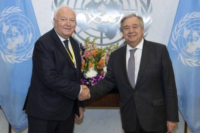 Israel, indignada por el nombramiento de Moratinos en la ONU: el exministro de Zapatero que abogaba por Palestina y Hugo Chávez