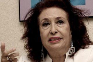 """Entrevista a Lidia Falcón tras su despido de 'Público': """"Son unas indocumentadas y maleducadas, eso no es feminismo"""""""