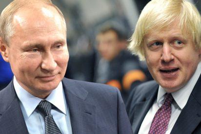 El Reino Unido confirma que Rusia interfirió en el referéndum del Brexit
