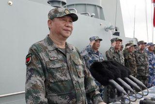 China acosa a Japón y hace que sus cazas crucen el aéreo nipón más de 600 veces en un año