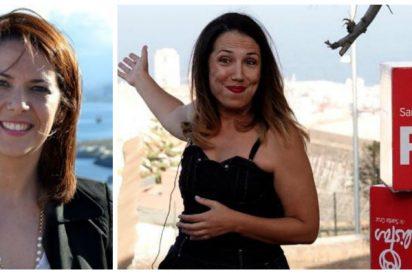 """Una edil de C's denuncia las amenazas de la alcaldesa socialista de Santa Cruz de Tenerife: """"Apenas puedo salir a la calle con mi hijo"""""""