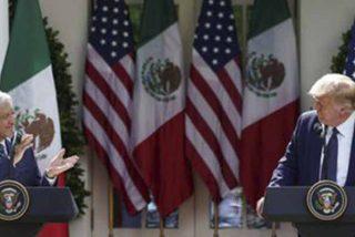 "López Obrador celebró el T-MEC junto a Donald Trump: ""Fallaron los pronósticos, no nos peleamos"""