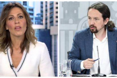 La pareja de Vicente Vallés alborota el gallinero de Twitter con su contundente respuesta a Pablo Iglesias