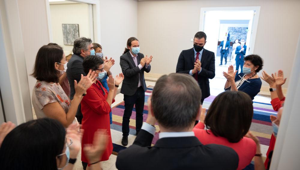 """Pablo González: """"Felicidades"""""""