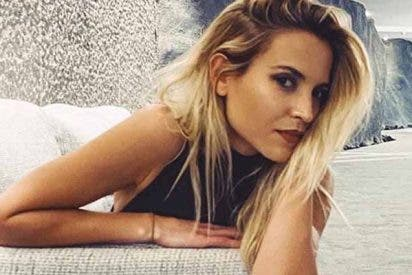 "Ana Fernández se une a la batalla del topless en Instagram: ""Eres guapa hasta en la ducha"""