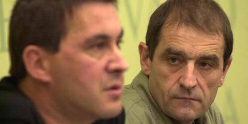 """Alcaraz Martos (VOX) contra Bildu por enaltecer al sanguinario Josu Ternera: """"Malditos ellos y los Gobiernos que los mantienen"""""""