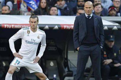 La respuesta surrealista de Gareth Bale a Zidane a través de su agente