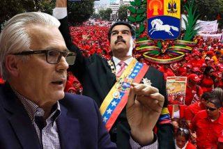 Maduro y Garzón presionan a la Audiencia para que no investigue a Iglesias y Zapatero por el 'expolio' de PDVSA