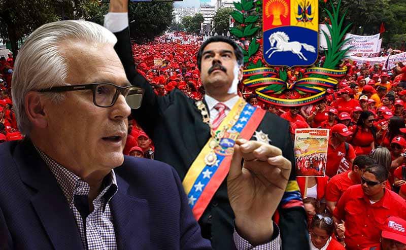 Así 'se forra' el exjuex Garzón defendiendo a figuras como el testaferro de Maduro: ingresó más de 7,5 millones en 2020