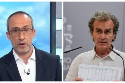 """Alfonso Egea (Espejo Público), indignado con Simón y su 'viajecito' en plena oleada de rebrotes: """"Di que sí, Fernando"""""""