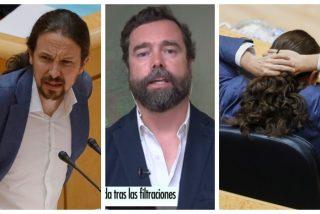 """Iván Espinosa de los Monteros sentencia a Iglesias y el 'caso Dina': """"Las únicas cloacas que hay son las del 'Coletas'"""""""