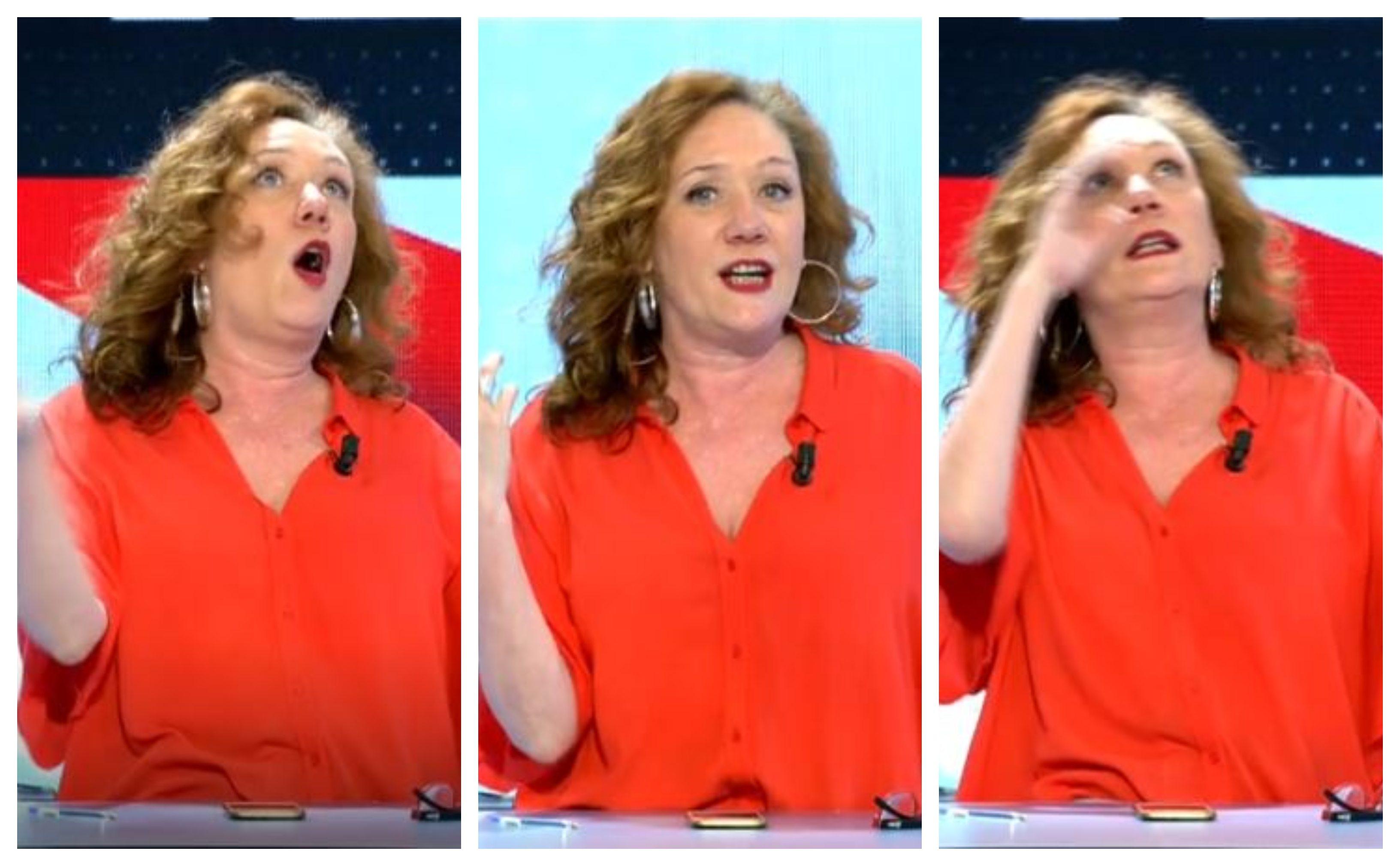 Las siniestras contradicciones de Fallarás: llora cuando VOX utiliza una imagen suya mientras aplaude que Podemos señale a la prensa