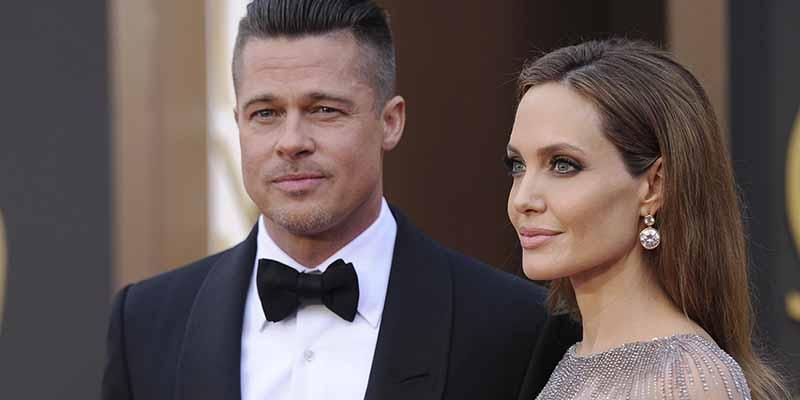 Brad Pitt desata sufuria contra Angelina Jolie y lacontraataca públicamente