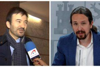 """El abogado purgado de Podemos pulveriza a Iglesias: """"Solo quiere a gente que diga que sí, aunque sea ilegal"""""""