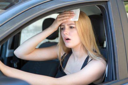 El truco para no asarte dentro del coche este verano