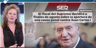 El Quilombo / Las televisiones del Gobierno estiran el chicle con el rey emérito para movilizar a la izquierda y ocultar los líos de Iglesias