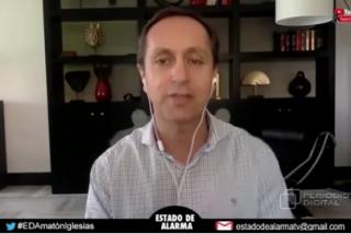 """El Minuto de Oro de Carlos Cuesta: """"Con los privilegios al País Vasco estamos pagando la soga con la que nos van a ahorcar"""""""