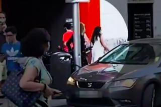 Vergonzoso vídeo de Carmen Calvo: 3 coches y 8 escoltas para ir de compras e incumple normas sanitarias