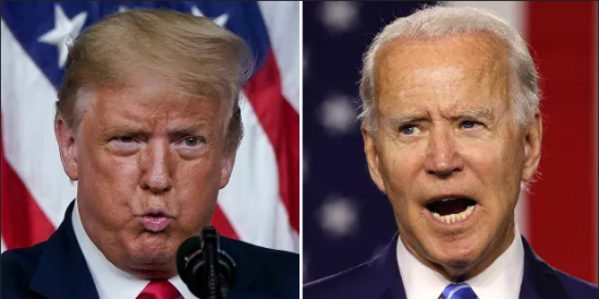 Cómo llegan Donald Trump y Joe Biden a la recta final de las elecciones de EEUU: 100 días y mucha polémica