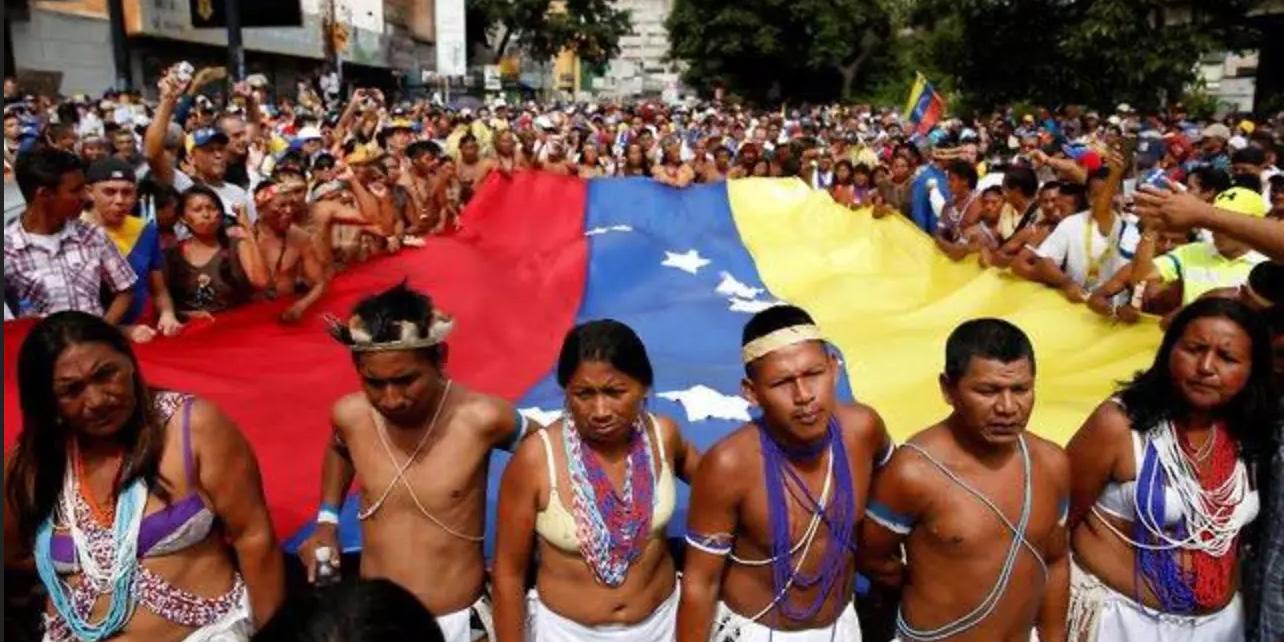 El fraude electoral del chavismo humilla a las minorías raciales: eliminan el voto directo para diputados indígenas