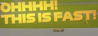 """Regresa la Fórmula 1 y un mensaje de radio por la velocidad de Carlos Sainz se viraliza: """"¡Oh, va muy rápido!"""""""