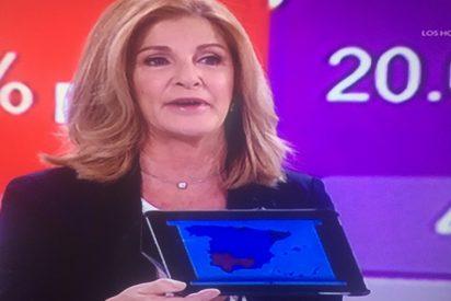 """El Minuto de Oro de Carmen Tomás: """"Lo del PSOE es sota, caballo y rey; cuando no es Franco o la Iglesia, es la Monarquía"""""""
