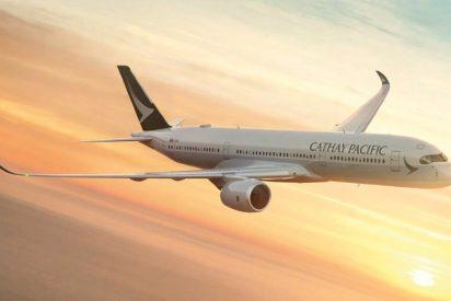 Cathay Pacific sitúa la reducción de plásticos de un solo uso entre sus metas de sostenibilidad
