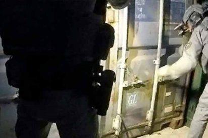 Encuentran siete contenedores utilizados como 'cámaras de tortura' en Países Bajos