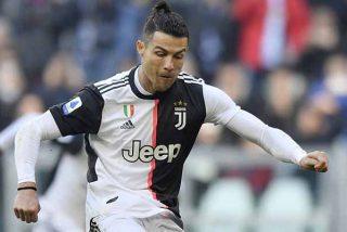¡Potencia pura!: el mundo está alucinando con el golazo de Cristiano Ronaldo