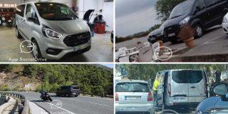 ¿Quieres saber al detalle cuáles son las 15 furgonetas camufladas de la DGT y sus rutas habituales?