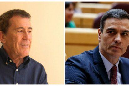 """Dragó ajusta cuentas con Sánchez por tapar con palabrería el verdadero drama económico español: """"¡Déjese de tonterías!"""""""