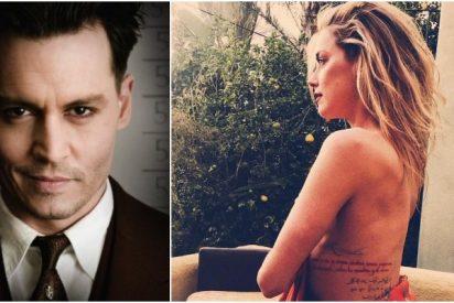 Escenas de sexo y campañas publicitarias, la pesadilla de Johnny Depp en su matrimonio con Amber Heard
