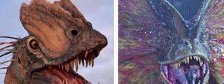 Un nuevo estudio desvela un grandísimo fake difundido en 'Jurassic Park' sobre el dinosaurio venenoso