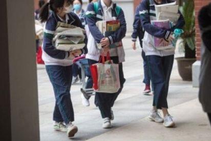 El 'gaokao' chino, la selectividad más difícil y dura del mundo
