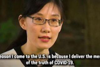 """Una viróloga china escapa a EEUU y confiesa que Pekín miente: """"Ocultaron el coronavirus"""""""
