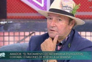 Amador Mohedano destapa los 'trapos sucios' de Fidel Albiac y Rocío Carrasco