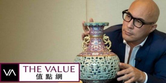 Una anciana encuentra en un armario un jarrón chino de 9 millones de euros