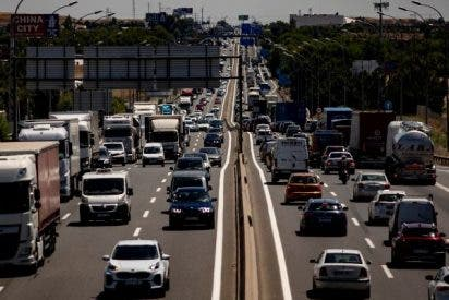 La DGT pone 29.000 multas por exceso de velocidad en una semana