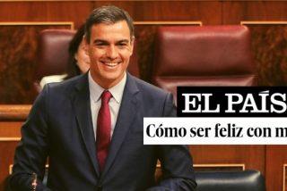 """""""Cómo ser feliz con menos"""": El País claudica ante la crisis económica marcándose un artículo repulsivo que humilla al personal"""