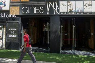 Vuelta al cine: el 90% de los espectadores están satisfechos con las medidas de seguridad