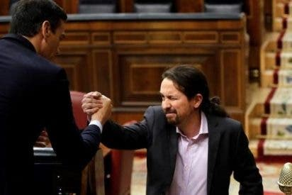 """Los expertos advierten: """"Esta política neocomunista que tienen entre el PSOE y Podemos nos va a hacer pasar mucha hambre"""""""