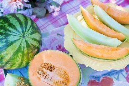 Los beneficios del melón, una de las frutas favoritas del verano