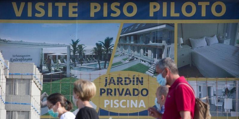 Vivienda: la demanda de segunda residencia cae un 9% y la opción preferida es el alquiler