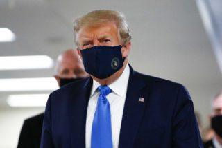 Trump zanja la polémica por sus declaraciones de impuestos a través de Twitter