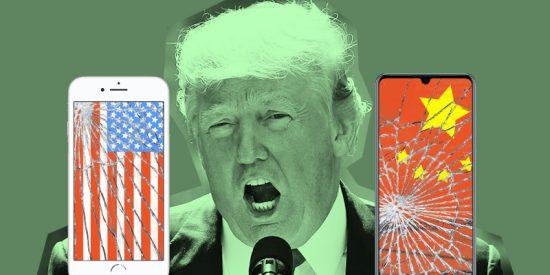 Donald Trump cumple con su amenaza y prohíbe la descarga de TikTok y WeChat en EEUU