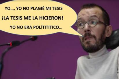 """José Luis Palacios: """"Plagio de Echenique"""""""