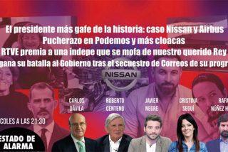 TERTULIA / VOX gana la guerra de Correos al Gobierno por la propaganda y por qué Pedro Sánchez es gafe