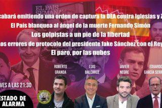 TERTULIA / 'El País' convierte en James Dean a un 'Ángel de la Muerte' como Fernando Simón