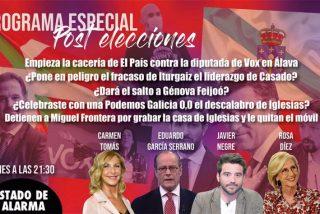 TERTULIA / ¿El descalabro electoral es el fin de Iglesias? ¿Por qué los herederos de la ETA no paran de crecer?