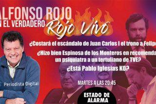 El verdadero ROJO VIVO: ¿Costarán los escándalos de Juan Carlos I el trono a Felipe VI?